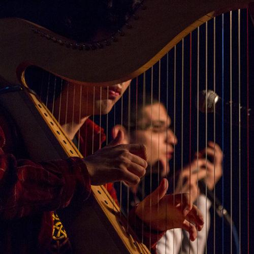 Les Harpenteurs