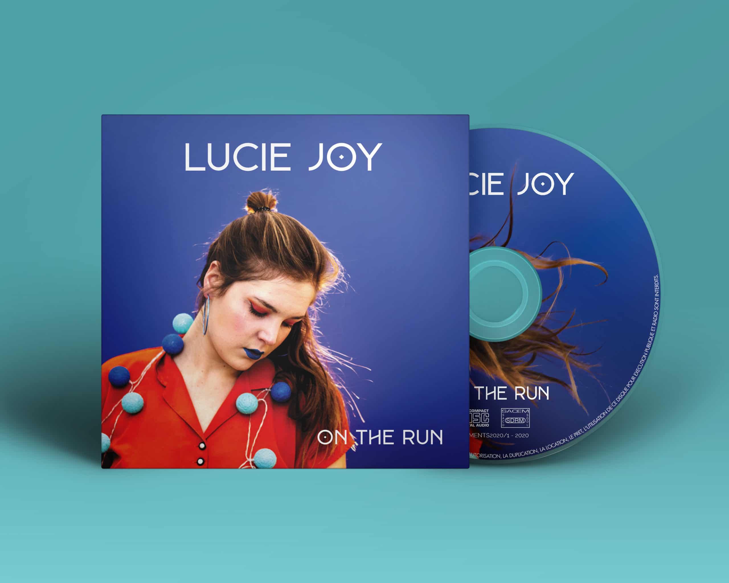 MockUp_On_the_Run_Lucie_Joy_JaquetteCD_Devant