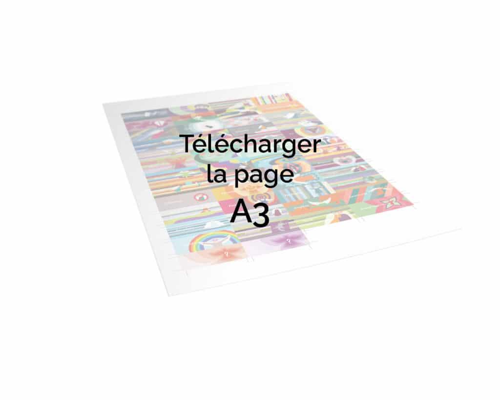 Télécharger la planche A3 à imprimer pour découper vos Petits Anges