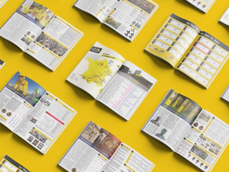 O'Sport Citoyen n°8 - 100 jeux - Maillot jaune - Média-Pichounes @Pauline LEBOULANGER - Graphiste Toulouse
