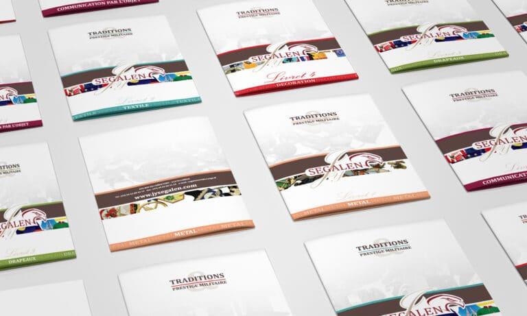 Conception du catalogue des produits Ségalen, à Labège @Pauline LEBOULANGER, l'Éclabulleuse - Graphiste, Toulouse (31)
