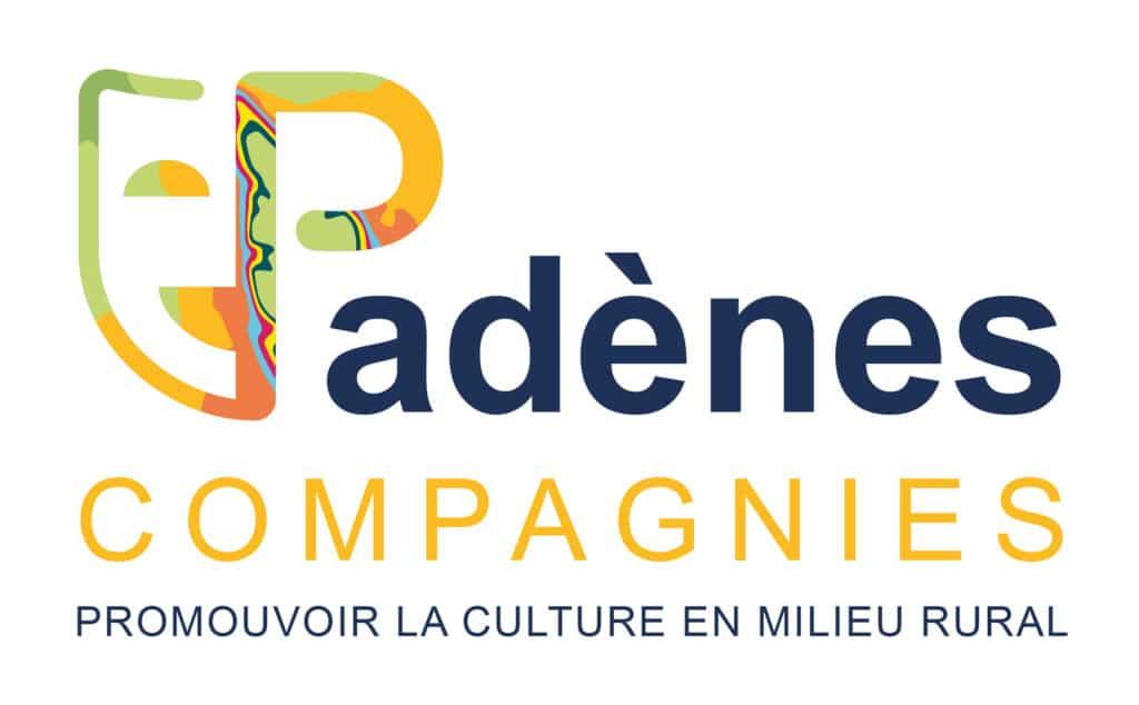 Conception du logo de l'association Padènes Compagnie - Pauline LEBOULANGER, l'éclabulleuse